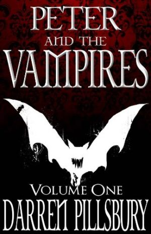 Cover for Peter and the Vampires