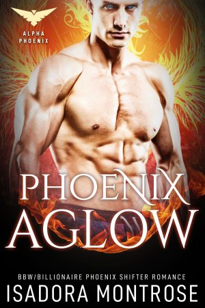 Cover for Phoenix Aglow