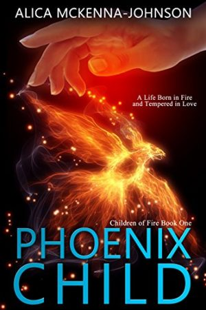 Cover for Phoenix Child
