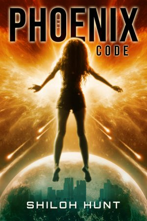 Cover for Phoenix Code