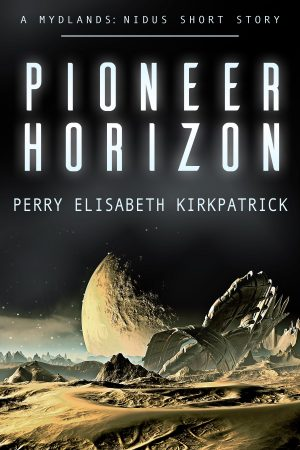 Cover for Pioneer Horizon