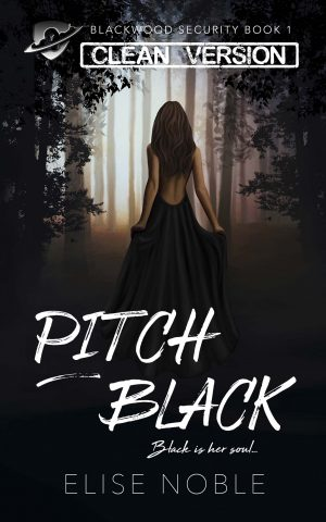Cover for Pitch Black - Clean Version