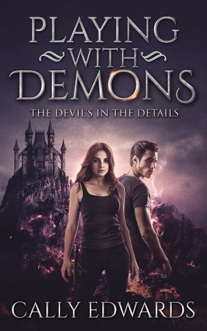 Cover for Playing with Demons