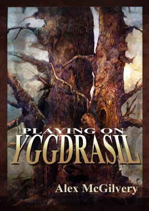 Cover for Playing on Yggdrasil