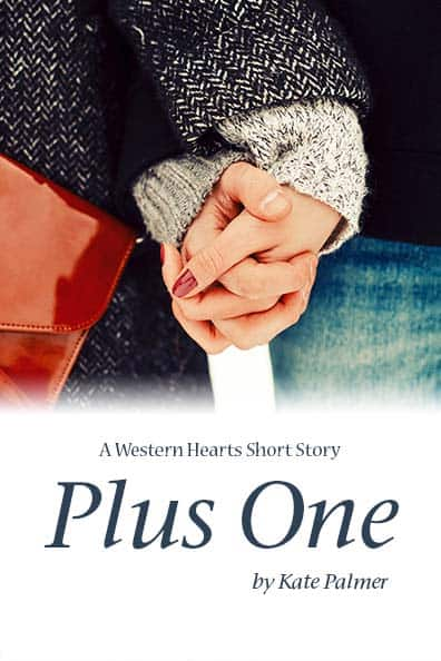 Cover for Plus One: A Western Hearts Short Story