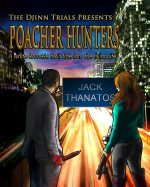 Cover for Poacher Hunters