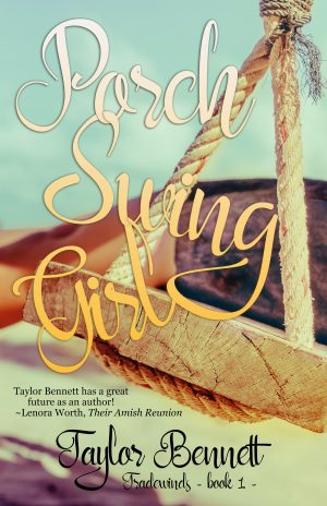Cover for Porch Swing Girl