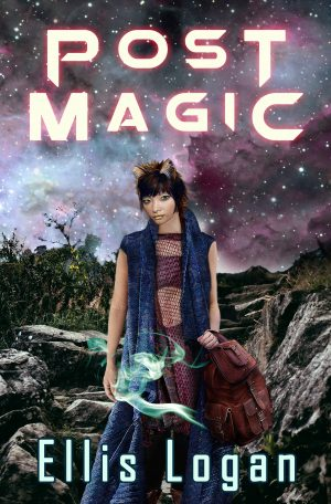 Cover for Post Magic