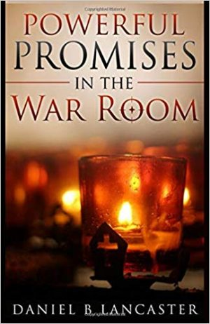 Cover for Powerful Promises in the War Room