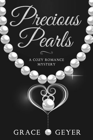 Cover for Precious Pearls
