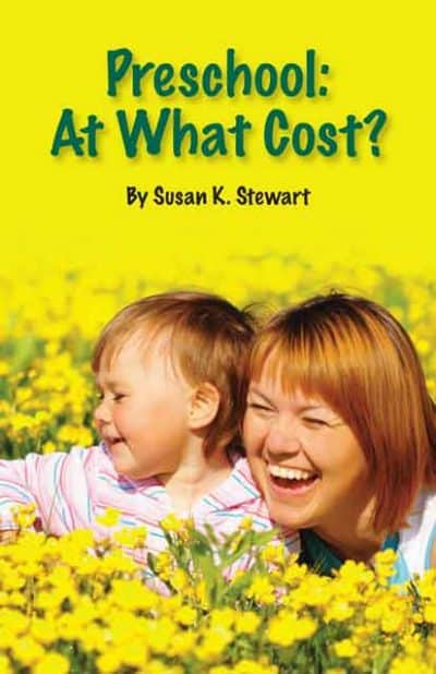 Cover for Preschool: At What Cost?