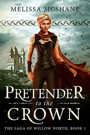 Cover for Pretender to the Crown