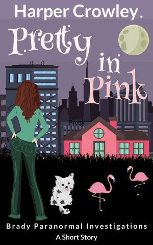 Cover for Pretty in Pink