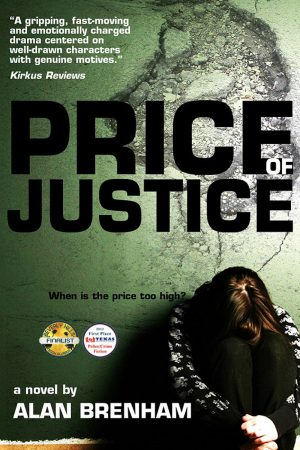 Cover for Price of Justice