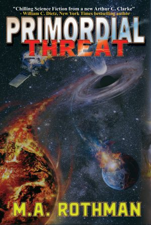 Cover for Primordial Threat