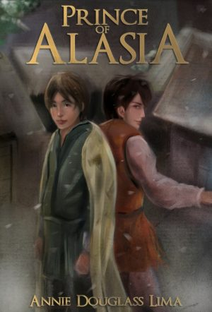 Cover for Prince of Alasia