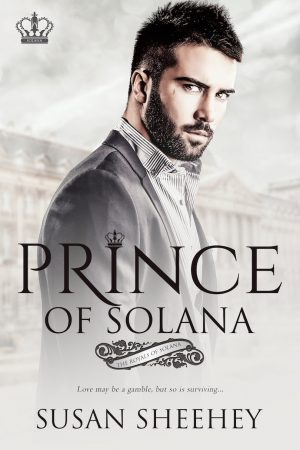 Cover for Prince of Solana