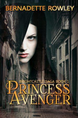 Cover for Princess Avenger