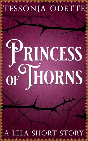 Cover for Princess of Thorns