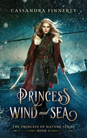 Cover for Princess of Wind and Sea