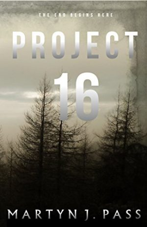 Cover for Project 16