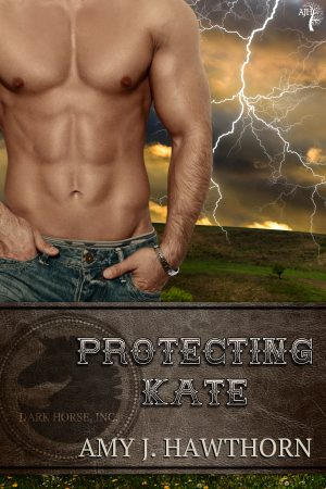Cover for Protecting Kate