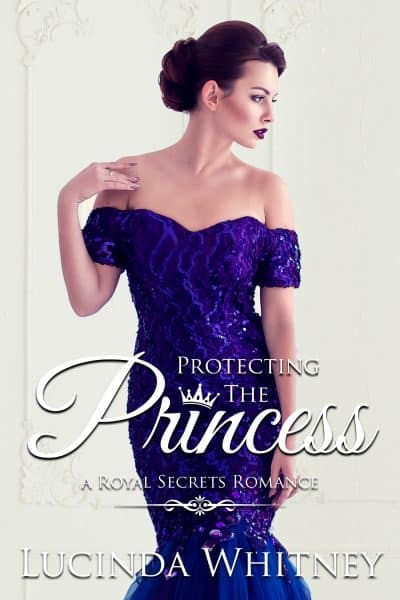 Cover for Protecting The Princess
