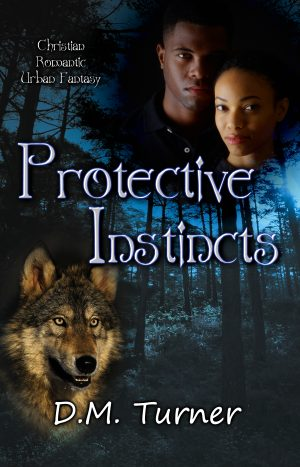 Cover for Protective Instincts