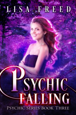 Cover for Psychic Falling