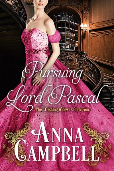 Cover for Pursuing Lord Pascal