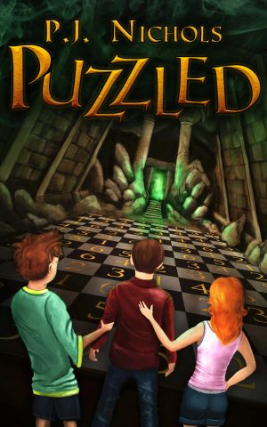 Cover for Puzzled