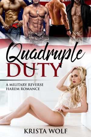 Cover for Quadruple Duty