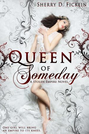 Cover for Queen of Someday