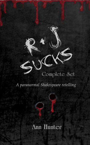 Cover for R+J Sucks
