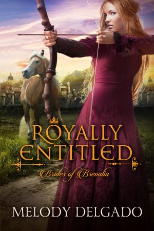 Cover for Royally Entitled