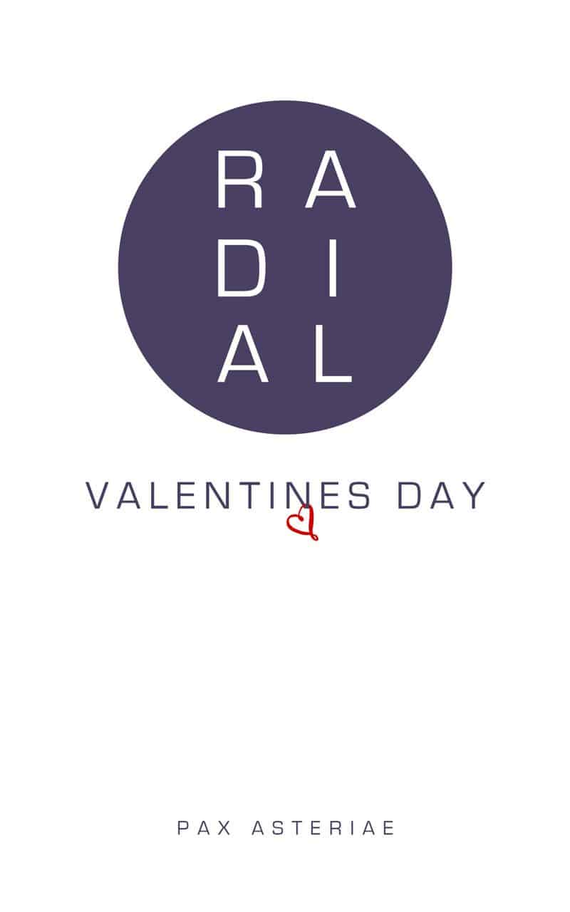 Cover for Radial: Valentine's Day
