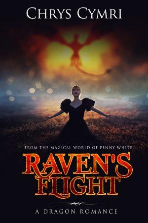 Cover for Raven's Flight