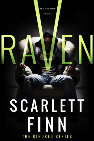 Cover for Raven