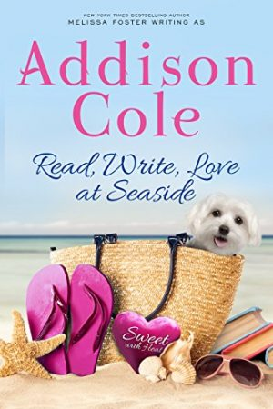 Cover for Read, Write, Love at Seaside