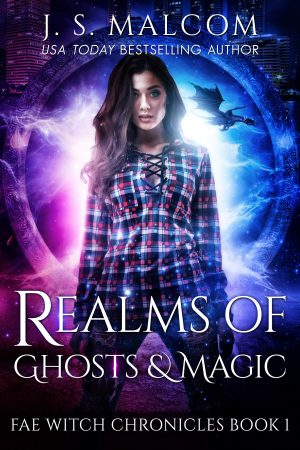 Cover for Realms of Ghosts and Magic