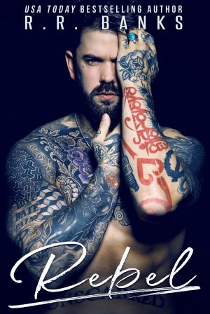 Cover for Rebel
