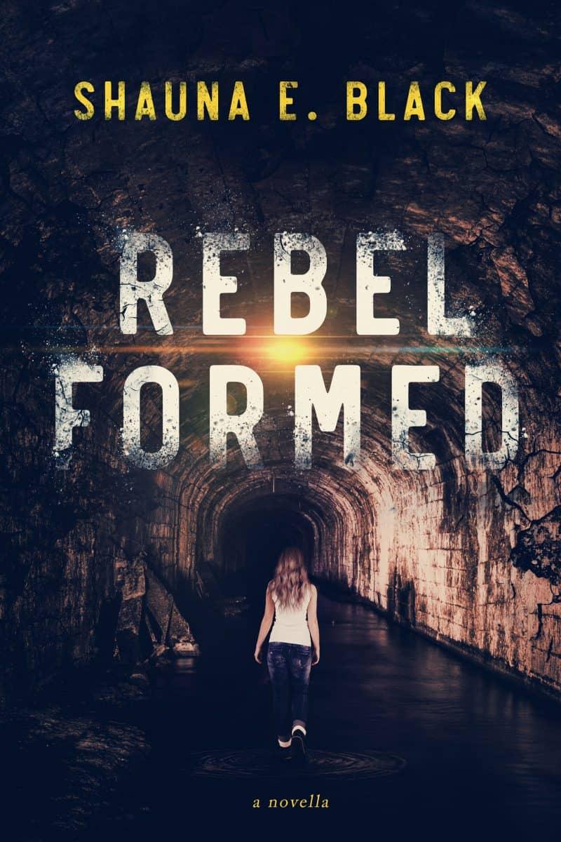 Cover for Rebel Formed