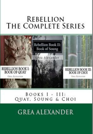 Cover for Rebellion: The Complete Series