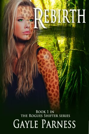 Cover for Rebirth: Rogues Shifter Series Book 1