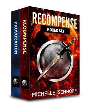 Cover for Recompense Boxed Set