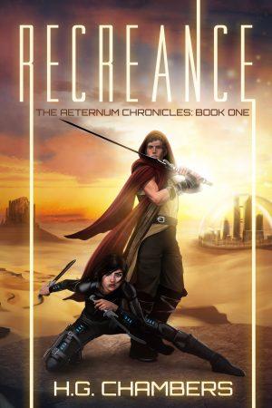 Cover for Recreance