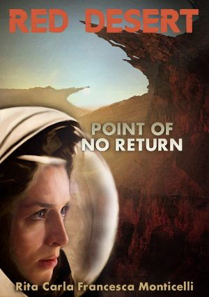 Cover for Red Desert - Point of No Return