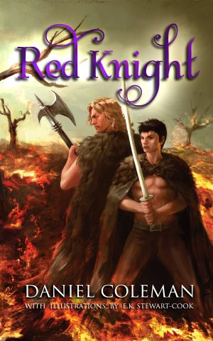 Cover for Red Knight