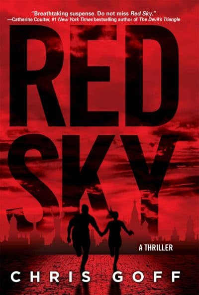 Cover for Red Sky