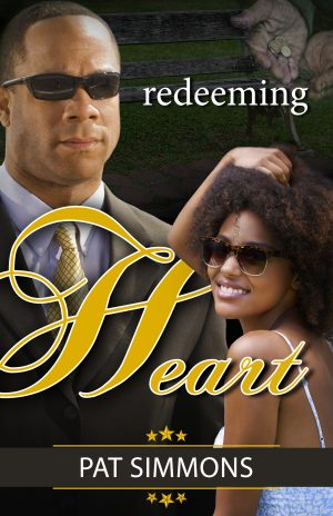 Cover for Redeeming Heart